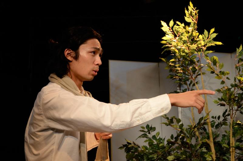 2013年1月 ▶『ナカフラ演劇展』国内巡回▶大阪公演